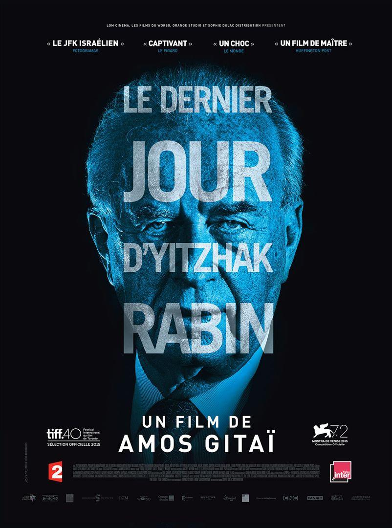 Rabin, o Último Dia (2015)