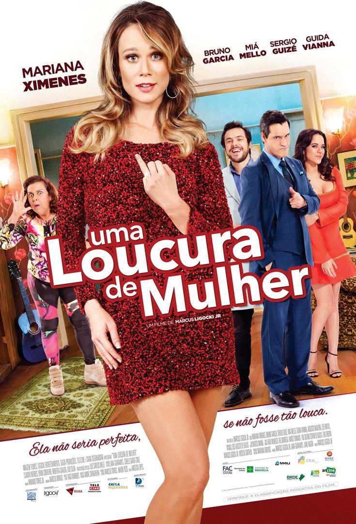 Uma Loucura de Mulher (2015)