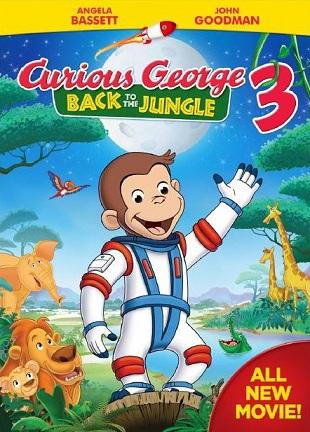 George, o Curioso 3 (2015)