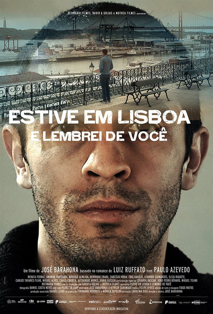 Estive em Lisboa e Lembrei de Você (2015)