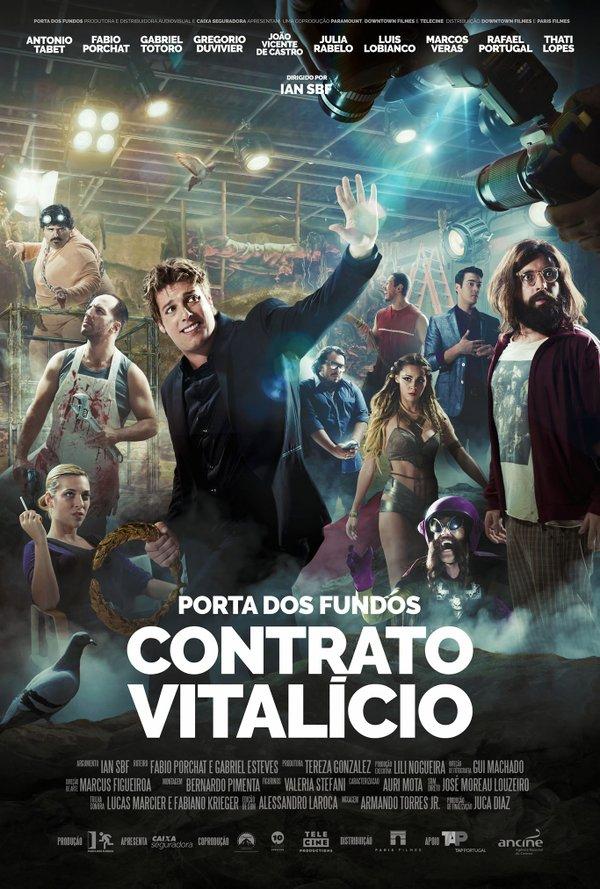 Porta dos Fundos - Contrato Vitalício (2015)