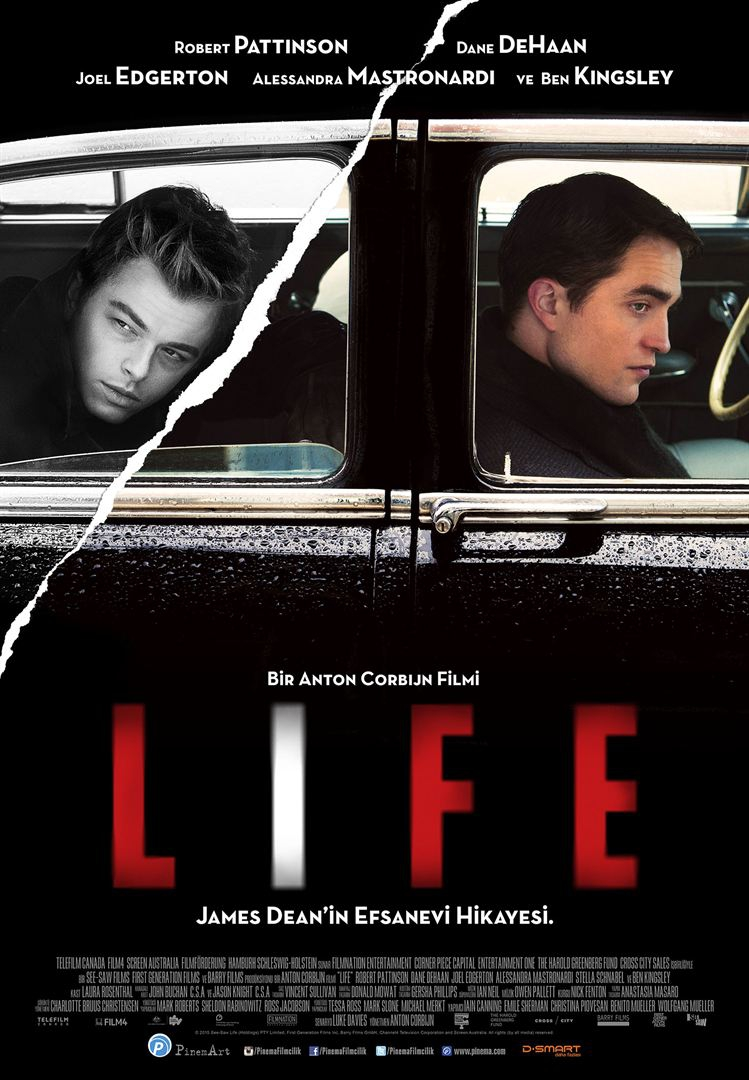 Life - Um Retrato de James Dean (2015)