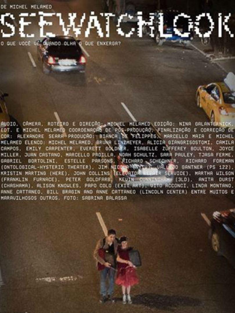 Seewatchlook , O que você vê quando olha o que enxerga?  (2014)