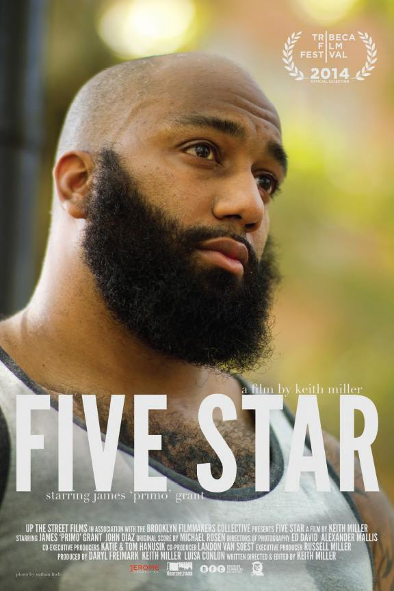 Cinco Estrelas  (2014)