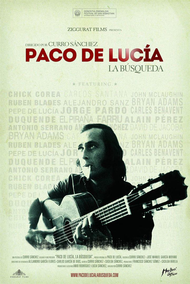 Paco de Lucía, A Busca (2014)