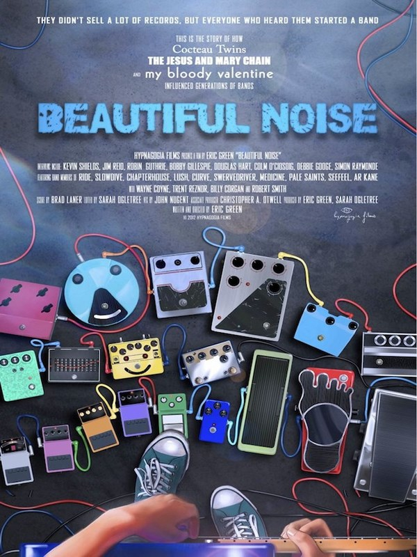 Beautiful Noise - A Era Shoegazer  (2014)