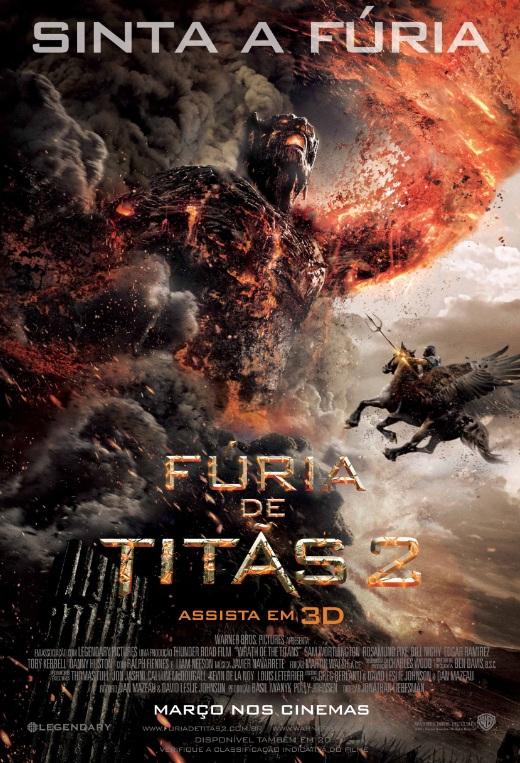 Fúria de Titãs 2 (2012)