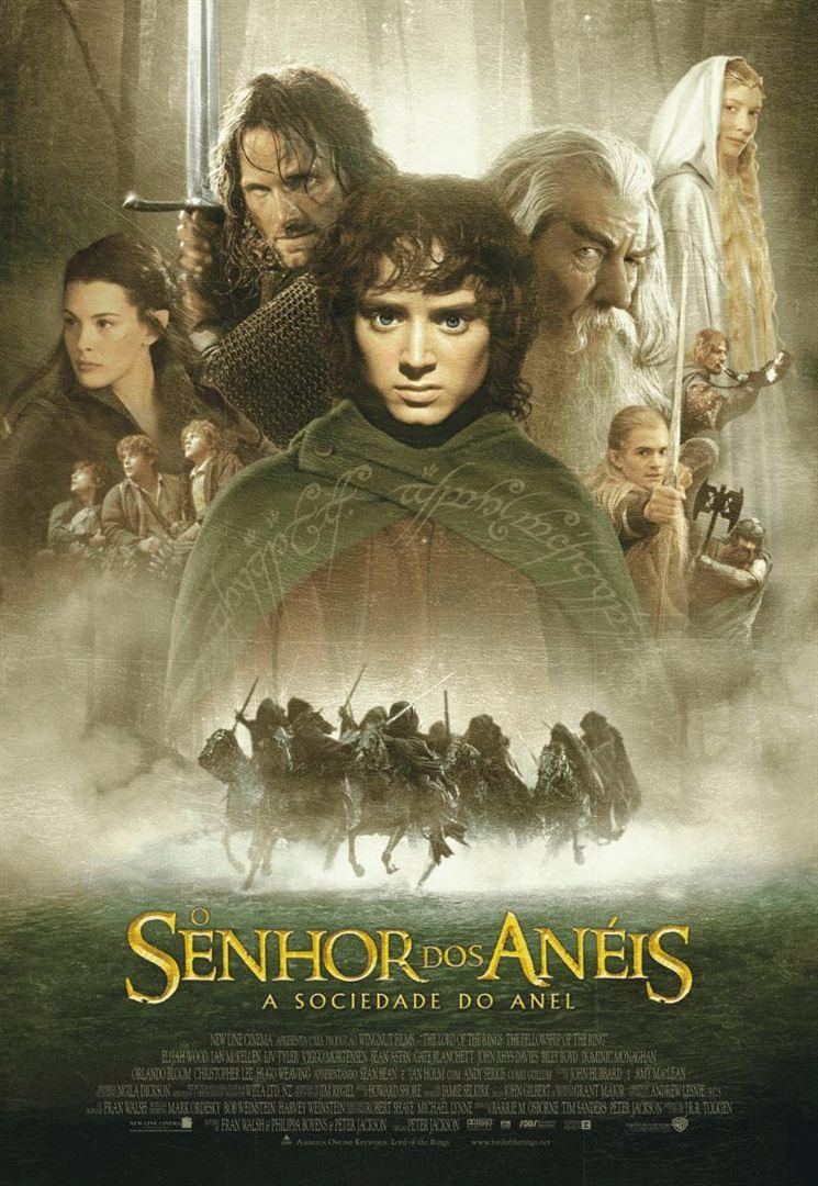 O Senhor dos Anéis - A Sociedade do Anel (2001)