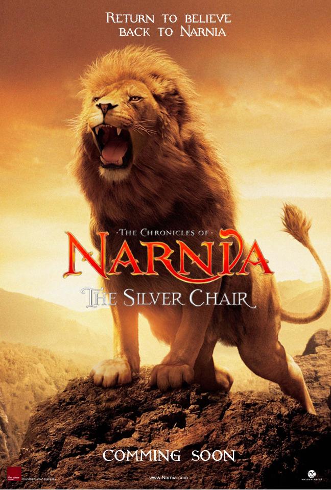 As Crônicas de Nárnia - A Cadeira de Prata (2017)