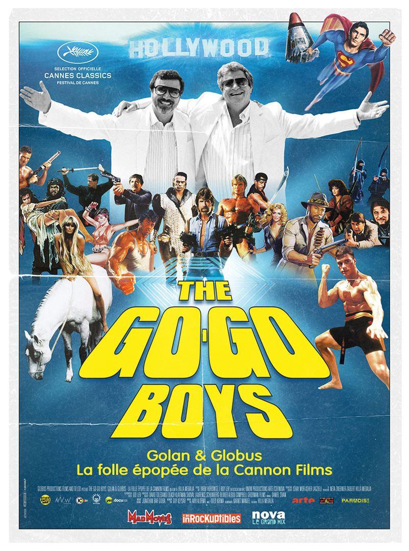 Go-Go Boys: Os Bastidores da Cannon Films  (2014)