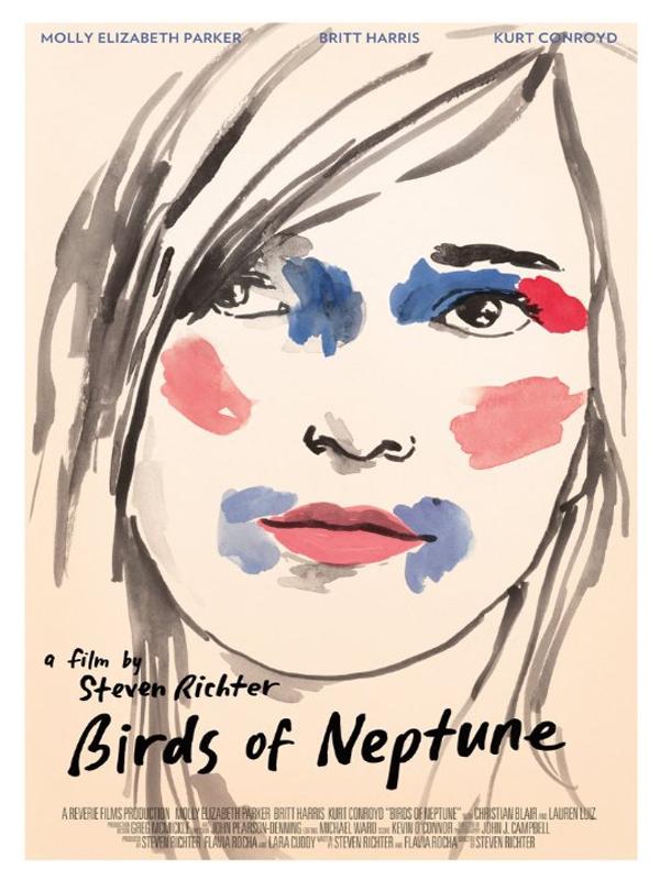 Pássaros de Netuno  (2014)