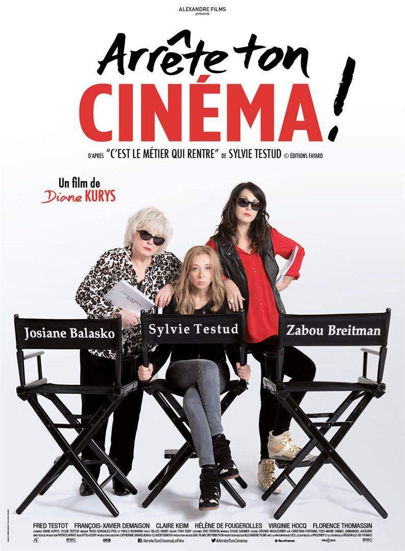 Arrête ton Cinéma! (2015)