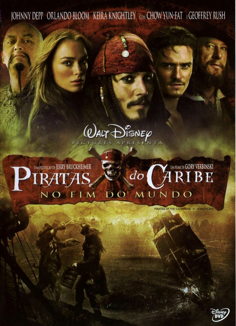 Piratas do Caribe - No Fim do Mundo (2007)