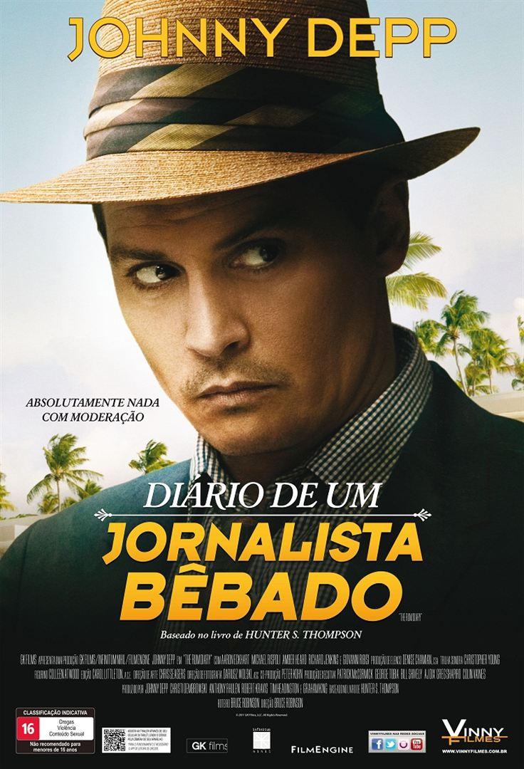 Diário de um Jornalista Bêbado (2011)