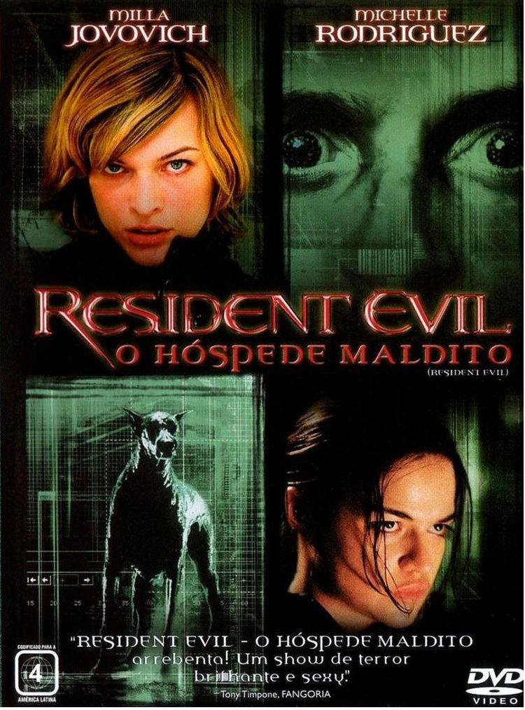Resident Evil - O Hóspede Maldito (2002)