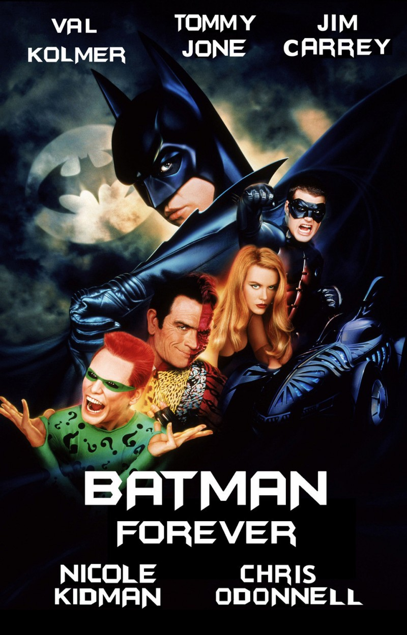 Batman Eternamente (1995)