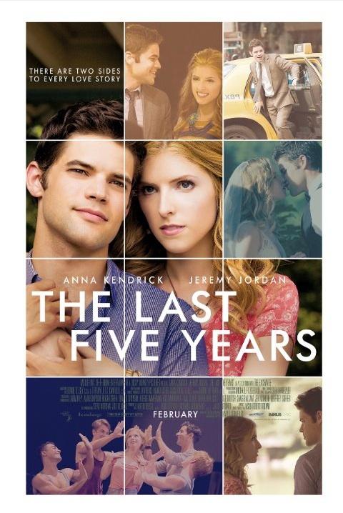 Os Últimos 5 Anos  (2014)