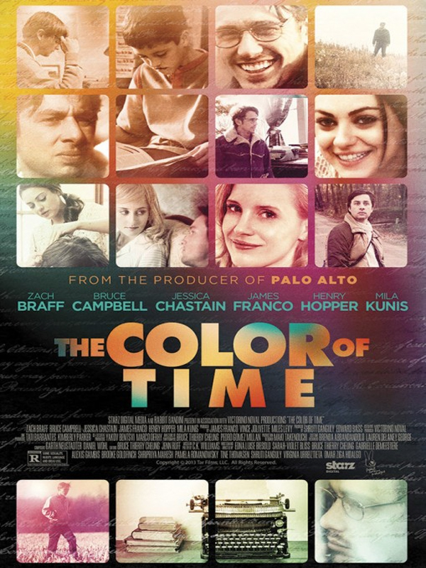 The Color Of Time  (2014)
