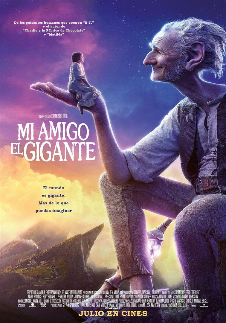 O Bom Gigante Amigo  (2016)