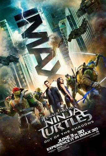 As Tartarugas Ninja - Fora das Sombras (2016)