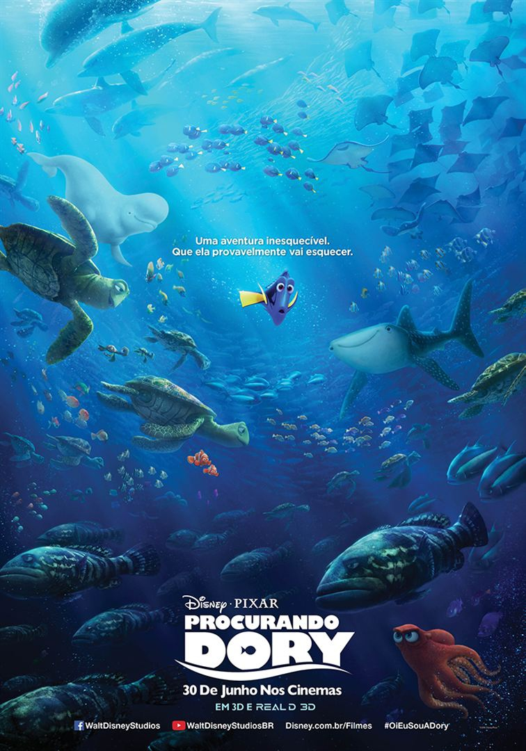 Procurando Dory (2016)