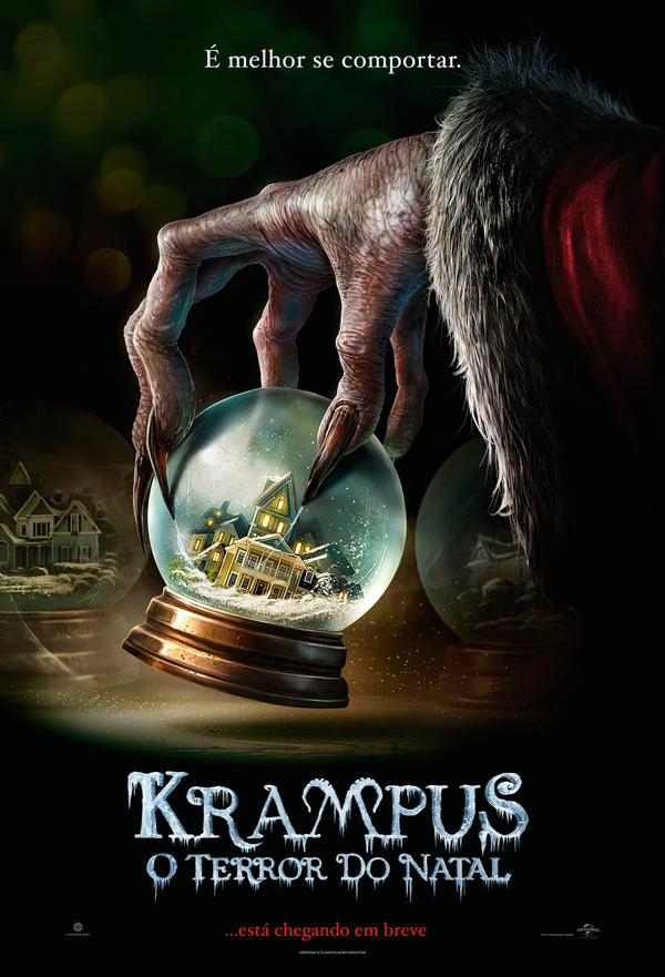 Krampus - O Terror do Natal (2015)
