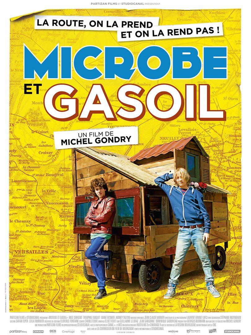 Micróbio & Gasolina (2015)