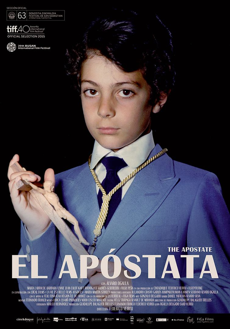 O Apóstata (2015)
