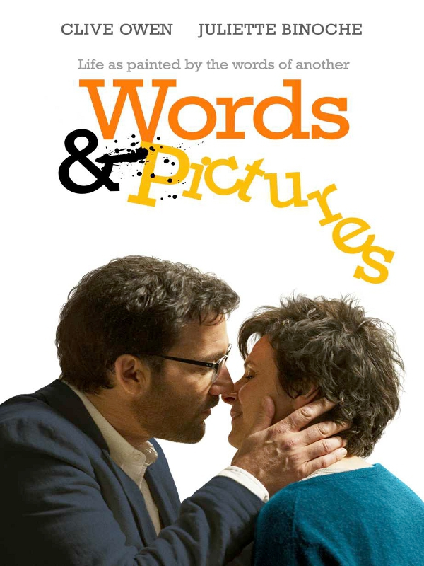 Words and Pictures (2015)