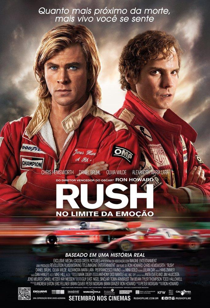 Rush - No Limite da Emoção (2013)