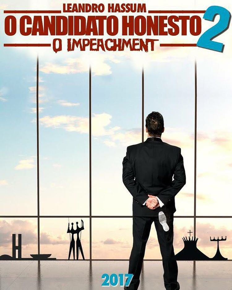O Candidato Honesto 2: O Impeachment  (2016)