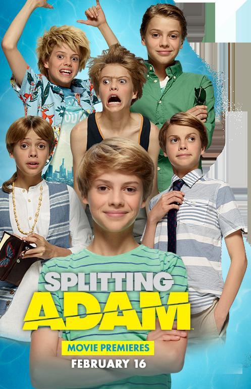 Adam e seus Clones (2016)