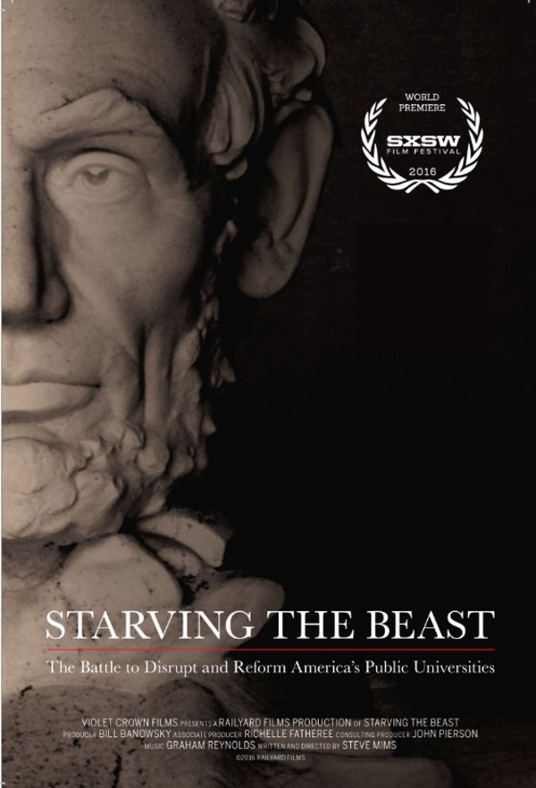 Starving the Beast (2016)