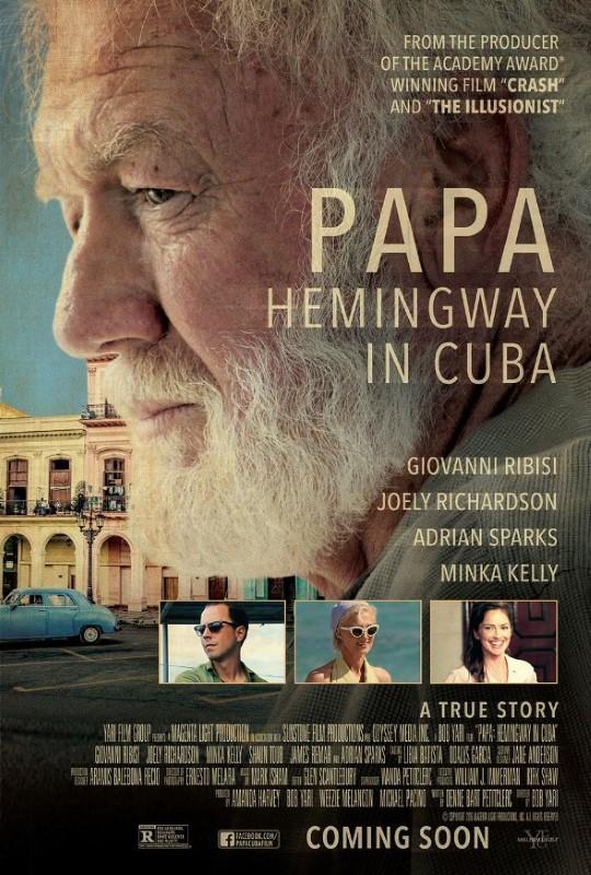 Papa: Hemingway In Cuba (2016)