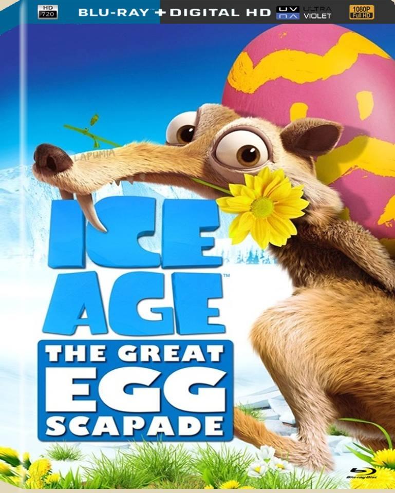A Era do Gelo A Grande Cacada Aos Ovos de Pascoa (2016)