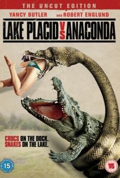 Pânico No Lago: Projeto Anaconda (2015)