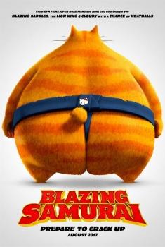 Blazing Samurai (2018)