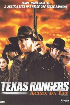 Texas Rangers - Acima da Lei (2001)