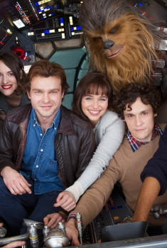 Spin-Off de Star Wars: Han Solo (2018)