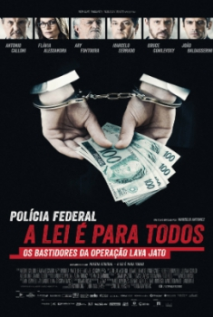 Polícia Federal - A Lei é Para Todos (2016)