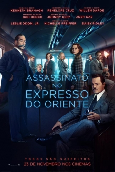 Assassinato no Expresso do Oriente (2017)