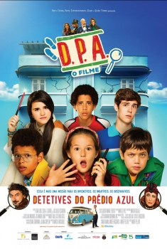 Detetives do Prédio Azul (D.P.A.) - O Filme (2016)