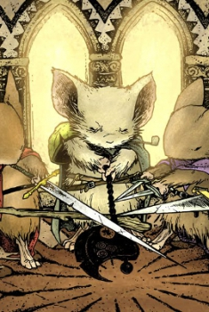 Mouse Guard (2018)