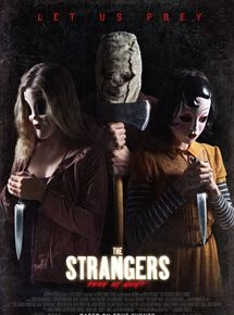 Os Estranhos - Caçada Noturna (2018)
