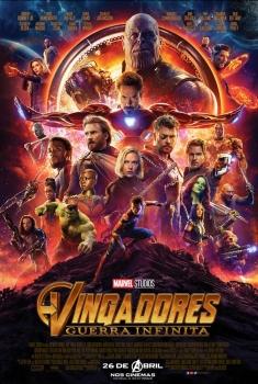Vingadores 3: Guerra Infinita   (2018)