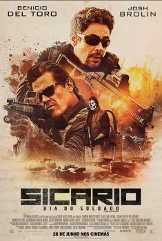 Sicario 2: Dia do Soldado  (2018)
